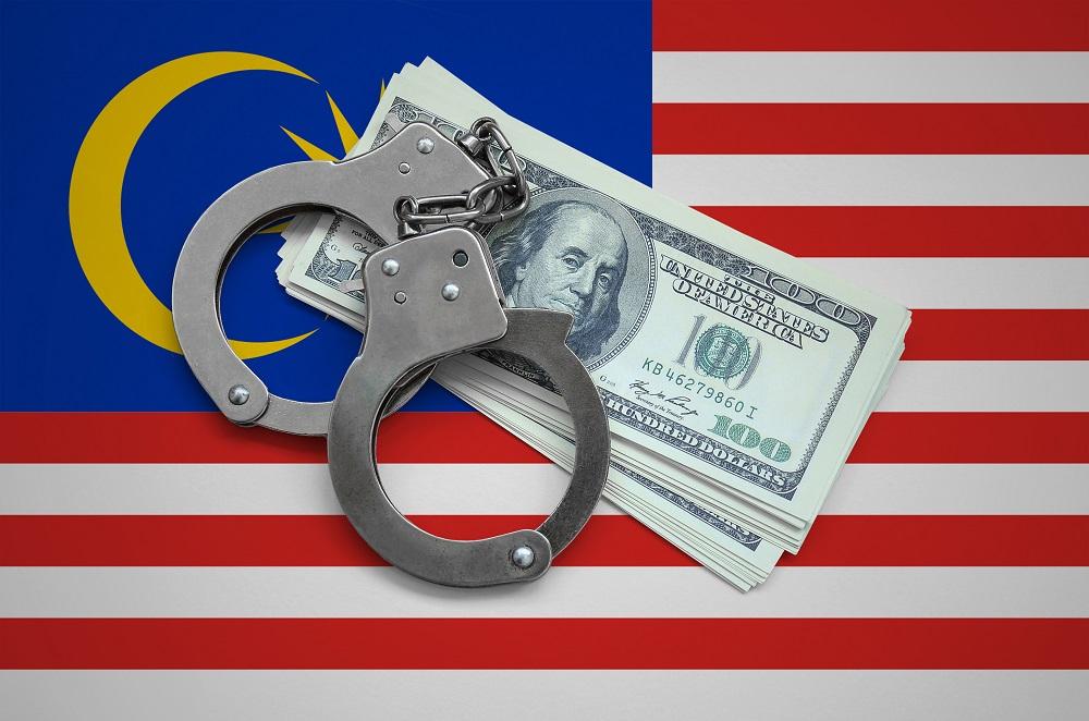 Corruption case